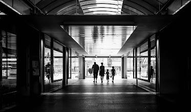 Photo: Bolzano #4 - ♂♀♂♀  #street #streetphotography #shootthestreet #blackandwhite #blackandwhitephotography #bw #monochrome #bolzano