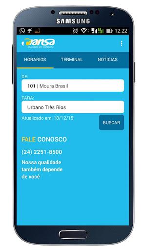 Transa Transporte screenshot 1