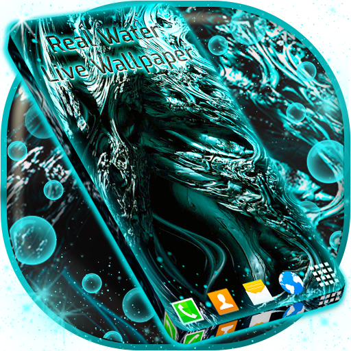 Real Water Live Wallpaper file APK for Gaming PC/PS3/PS4 Smart TV
