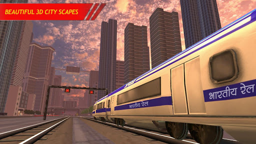 Indian Train Simulator 2019 Free Train games cheat screenshots 2