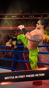 Wrestling World Mania - Wrestlemania Revolution- screenshot thumbnail