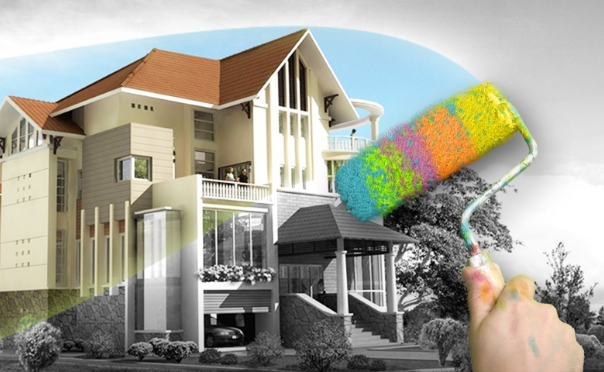 Dịch vụ sơn nhà cho bạn sự phục vụ trọn gói chất lượng