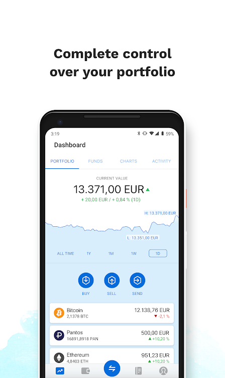 buy bitcoin android