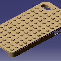 iPhone 4S Lego Case