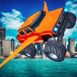 Flying Monster Truck Legend 3D