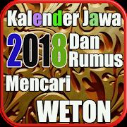 Kalender Jawa 2018 Lengkap dg Weton Neptu Watak