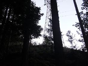 初めの鉄塔