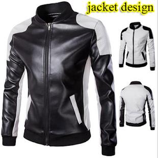 jacket design - náhled