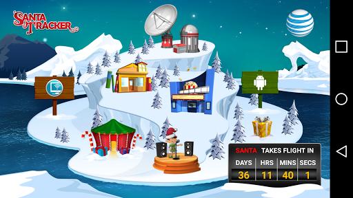 U-verse Santa Tracker