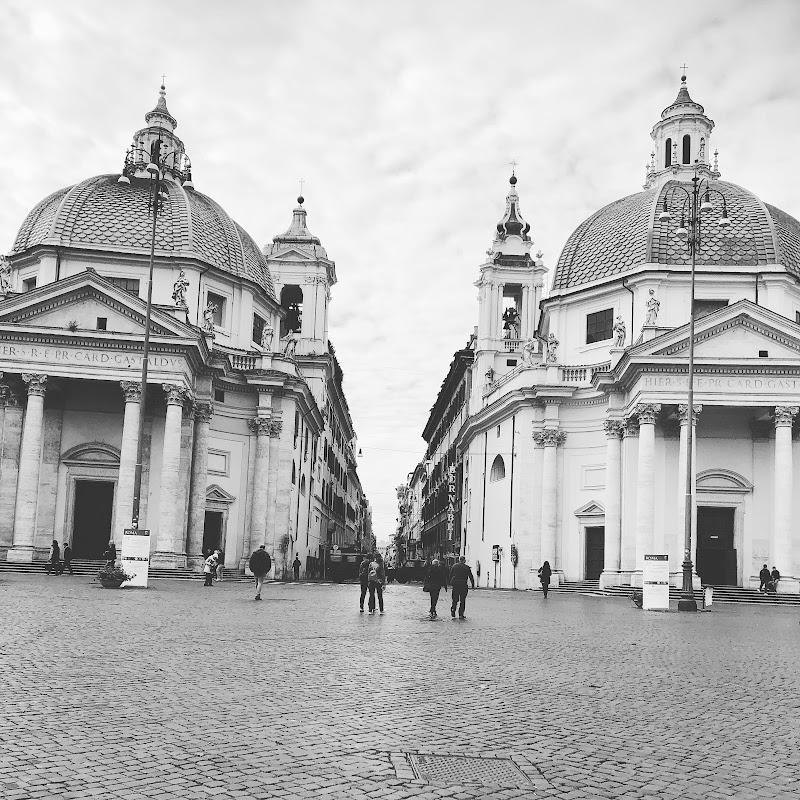 Piazza del Popolo di emanuela_dolci