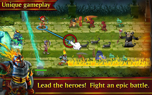 Tower Defender - Defense game 1.9 screenshots 1