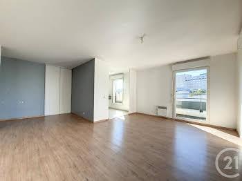 Appartement 3 pièces 69,25 m2