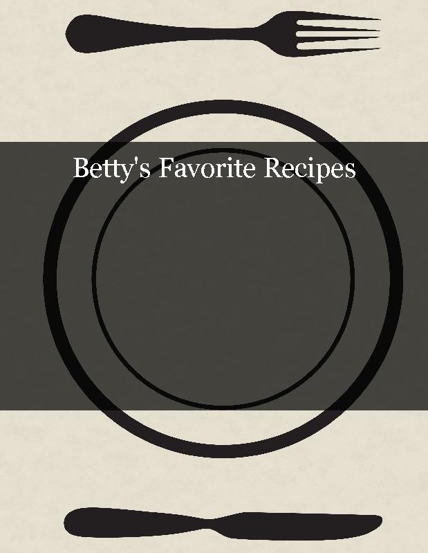 Betty's Favorite Recipes