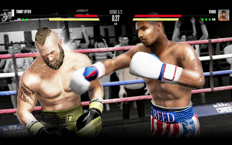 android Real Boxing 2 CREED Screenshot 13