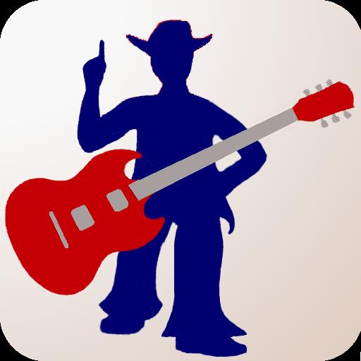ロック専門 - ロックンアップ - 洋楽も邦楽も無料で見放題 音樂 App LOGO-硬是要APP