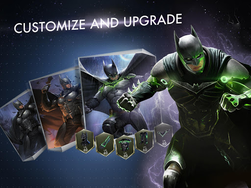 Injustice 2 Jogos (apk) baixar gratuito para Android/PC/Windows screenshot