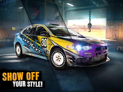 Asphalt Xtreme 1.6.0l (Unlimited Money) Mod Apk + OBB Data 5