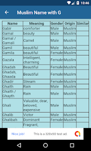 Download Muslim Baby Name with English Meaning For PC Windows and Mac apk screenshot 4
