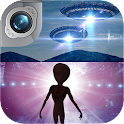 Alien Photo Editor: UFO Photo icon