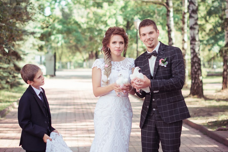Fotografer pernikahan Olesya Mochalova (olmochalova). Foto tanggal 23.12.2018