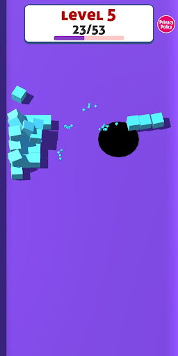 Pick Cubes 3D - screenshot