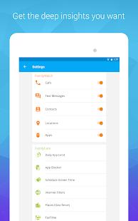 FamilyTime Parental Controls & Screen Time App Screenshot