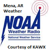 Mena Weather Radio