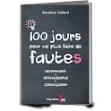100 jours pour ne plus faire de fautes icon