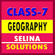 Download Class 7th Geography selina solutions For PC Windows and Mac