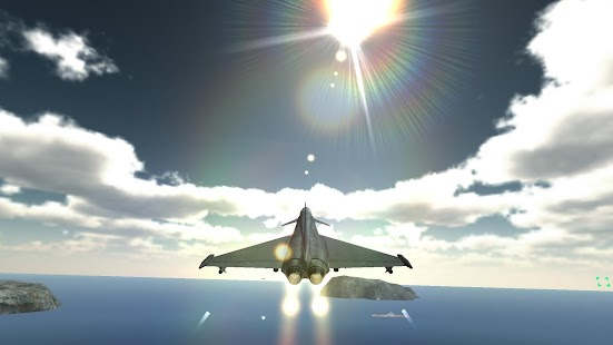 F18 Airplane Pilot Simulator- screenshot thumbnail