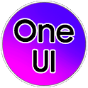 Pixel One Ui Fluo - Icon Pack icon