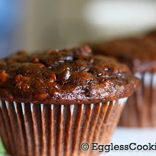 Double Chocolate Muffins Recipe & Video.