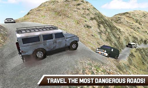 Real Offroad Driver Simulator