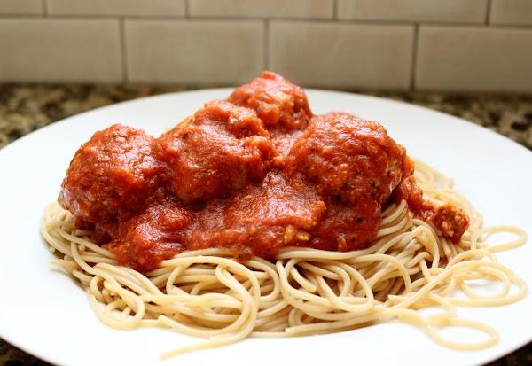 Spaghetti And Meatballs  Part 1 (meatballs) Recipe