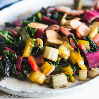 Easy Swiss Chard Stir Fry Recipe