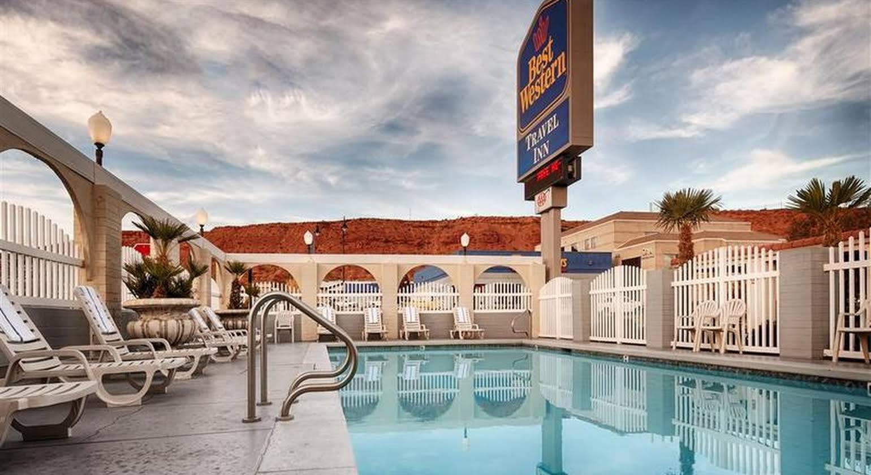 Best Western Travel Inn Saint George