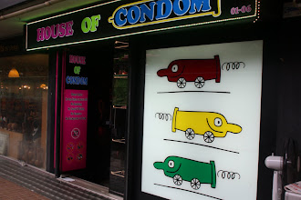 Photo: Year 2 Day 136 - Sex Shop in Orchard Road