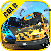 School Bus Demolition Derby GOLD+