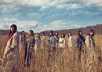 E-girls, promovendo o single Kitakaze to Taiyou