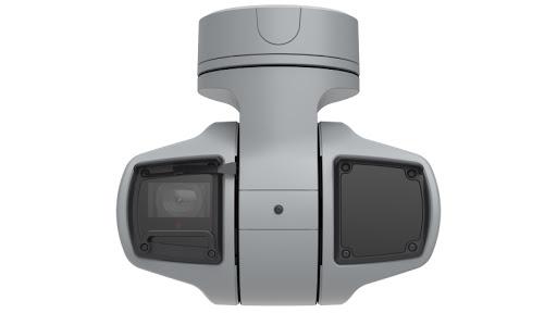 AXIS Q6215-LE PTZ Network Camera.
