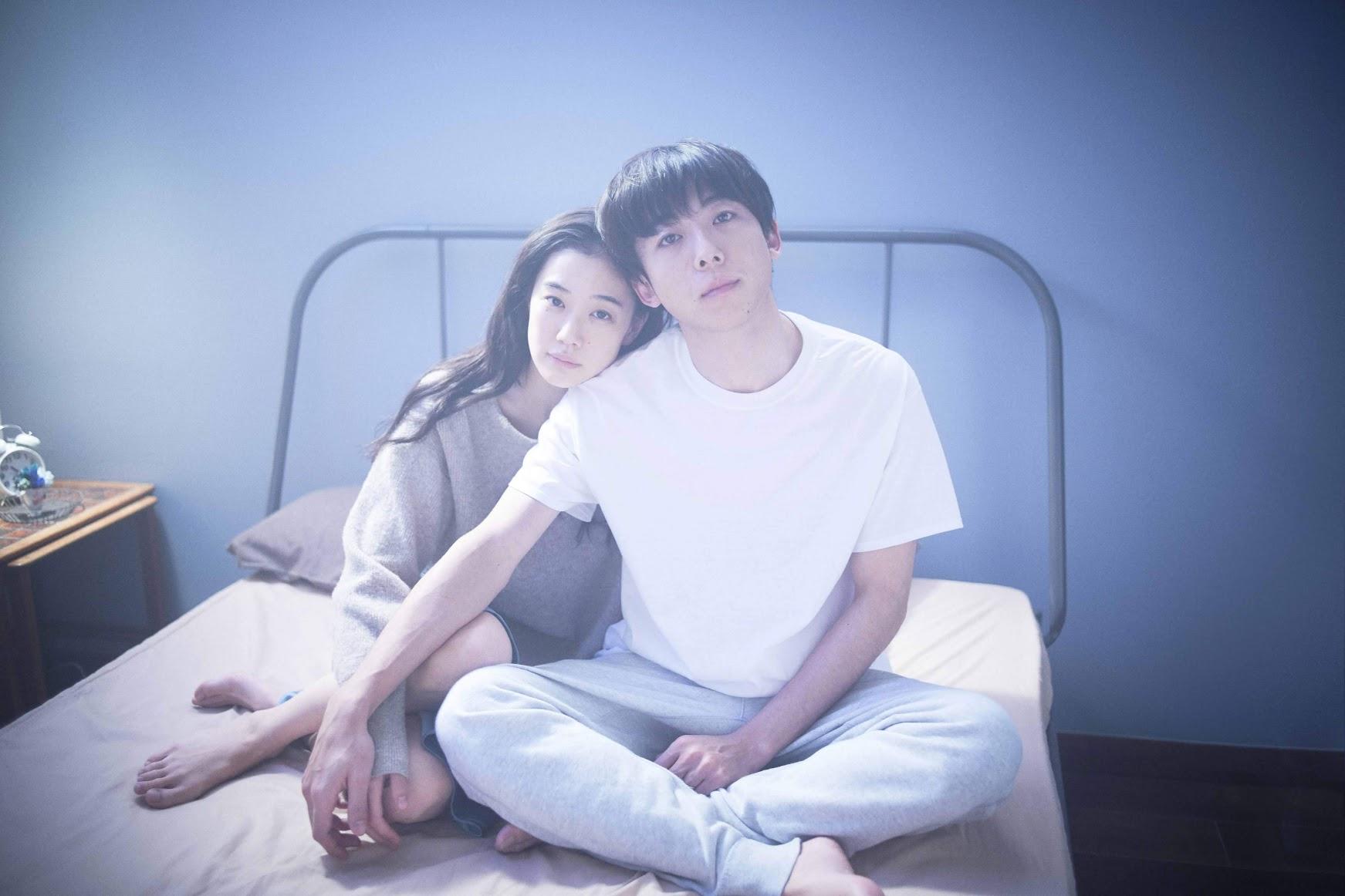 《 愛情人形 》 情人節 上映 高橋一生 、 蒼井優 向台灣粉絲問候