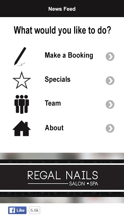 Regal Nails Salon Spa- screenshot