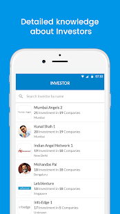 Go Bloom - Discover Start-ups and Find investors- screenshot thumbnail