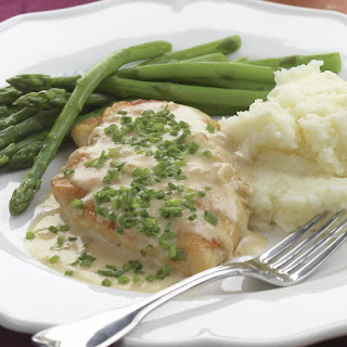 Chicken Breast Creamy White Sauce Recipes.