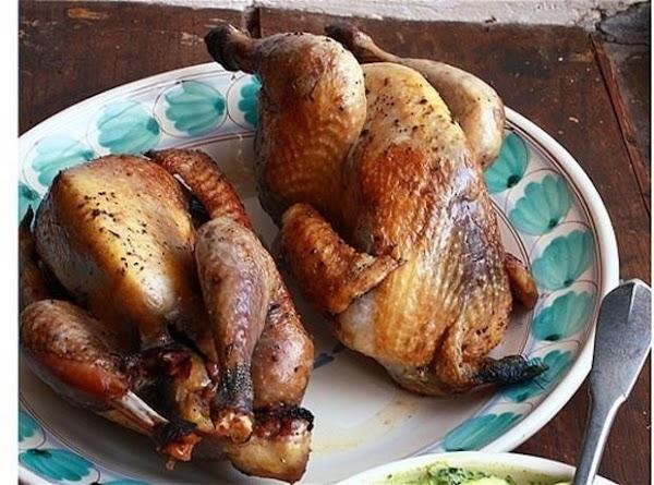 Pot-roast Guinea Fowl Recipe