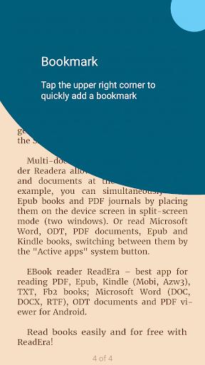 ReadEra - book reader pdf, epub, word screenshot 6