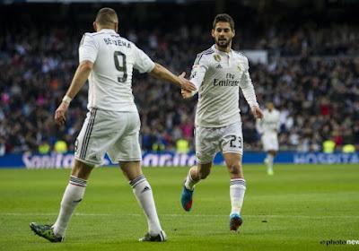 Un madrilène suspendu deux rencontres suite au Clasico