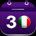 Calendario Italia icon
