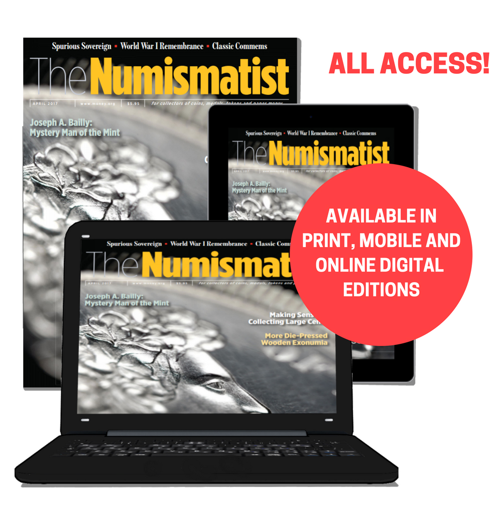numismatist all devices