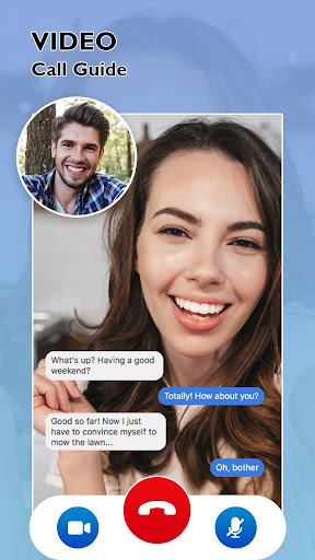 Free Toe-Tok Girl Live Video Call& Chat Guide 2020  screenshots 3